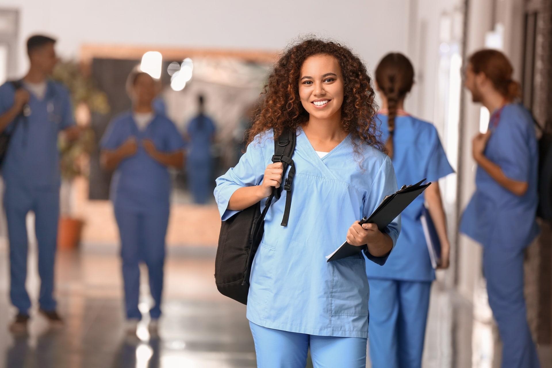 Deployment of final year student nurses