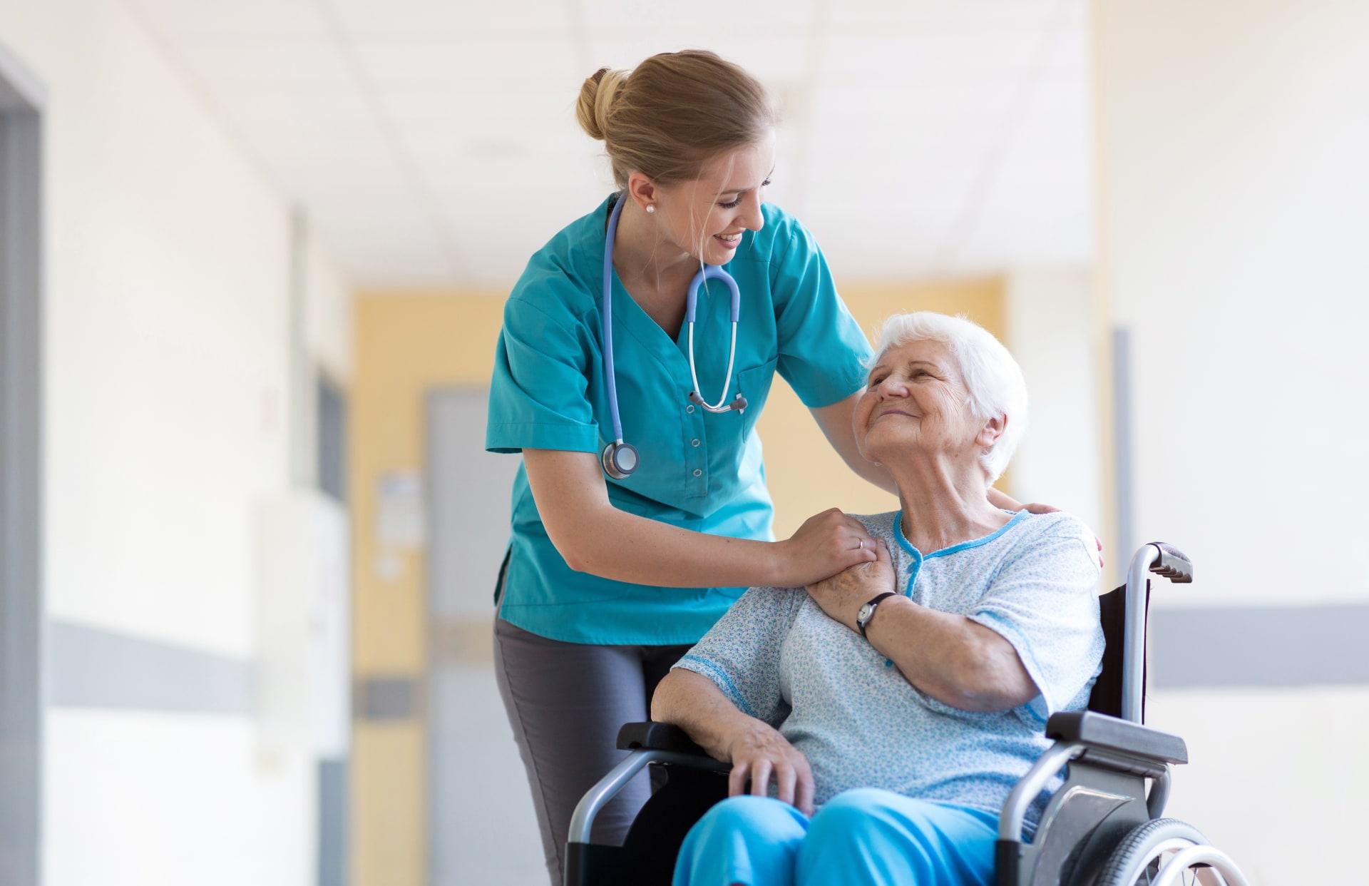 Healthcare Support Worker