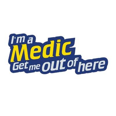 I'm a Medic logo